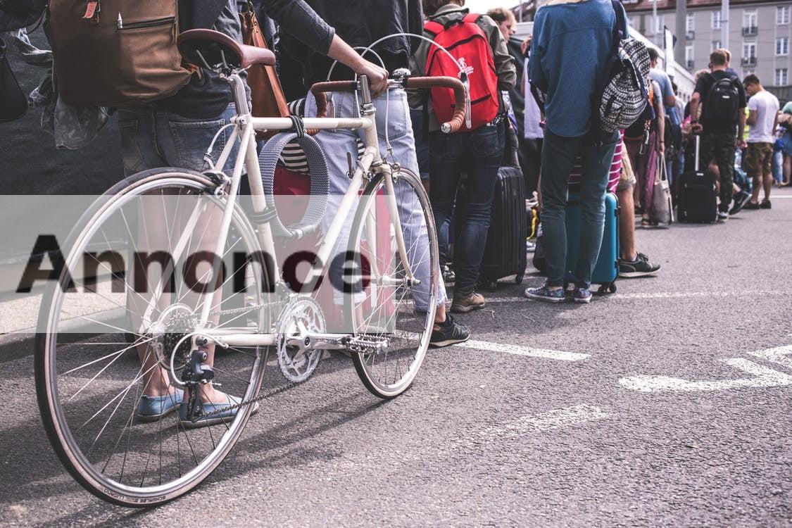 cykelstørrelse højde